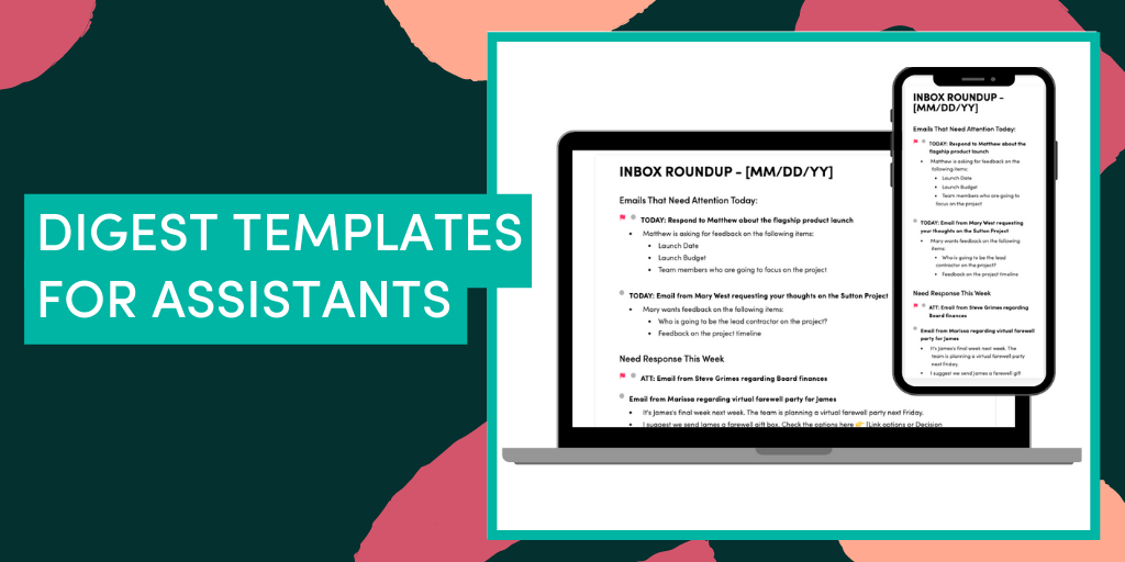 digest templates